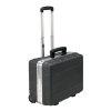 Promat hardkunststof koffer, trolleyversie, l = 465 mm, b = 255 mm, h = 352 mm, hdpe, inhoud 42 l