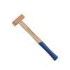 Promat hamer, koper, hickory steel, hamergewicht 500 gram, hamerkop 28 x 83 mm, l = 320 mm