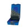 Promat machineschroefdraadboorset, HSS-Co, DIN 338, M3-M12, vorm C