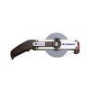 Promat meetband, bandbreedte 13 mm, maatbegin A, verdeling cm, EG II, alu., staalmeetband, l = 50 m