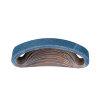 Promat schuurband, l = 457 mm, b = 13 mm, korrel 80, zirkoniumkorund, voor rvs