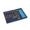 Promat gereedschapset, LD45,3/3 gereedschapsmodule, 37-delig, PZD/TX/sleuf