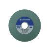 Promat slijpmachineschijf, siliciumcarbide, d = 300 mm, b = 40 mm, boring 76 mm, +uitsparing, fijn80