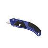 Promat universeel mes, uitschuifbaar, inclusief 10 trapeziummessen, l = 174 mm