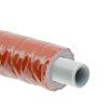 Bonfix Alu-pers systeembuis, iso 6 mm, rood, Kiwa, 16 x 2 mm, rol à 50 meter