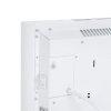 EUROM convector, elektrisch, type Alutherm 2500 WiFi, staand/hangend, 2500 W
