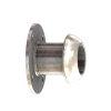 Dallai V-Teilx runder Flansch, ModellC, verzinkt, 133x 125 mm