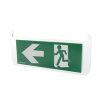Adurolight® pictogram bord noodverlichting, acrylaat, pijl naar links