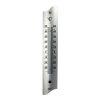 Thermometer voor buiten, metaal, 22 cm