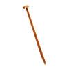 Talen Tools, Ideal, spadesteel, T-greep, gewaxt essenhout, l = 90 cm