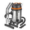 EUROM nat- / droogstofzuiger, type Force 1240 wet/dry, stoffilter, 230 V, 1200 W