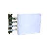 Hager verticale verdeelklem, 4-polig, 250A, 25 x 4 mm