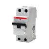 ABB hafonorm aardlekautomaat, 2-polig, 6kA, 16 A - 30 mA, B-karakteristiek, 230 V