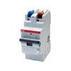 ABB hafonorm aardlekautomaat, 2-polig, 6kA, 16 A - 30 mA, C-karakteristiek, 230 V