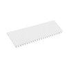 Hager Univers N afdekprofiel voor kast/lessenaar, kunststof, 219 mm, wit, S35S