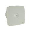 Itho toilet- / badkamerventilator, wit, type BTV400T, met timer