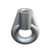 OBO ophangoog, zinkpersgietsel, verzinkt, M8 x 15 mm