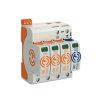 OBO combi afleider, V50, 3-polig, NPE, 280 V, met afstandssignalering