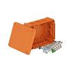 OBO kabeldoos voor functiebehoud, pp, oranje, 16 mm², 190 x 150 x 77 mm