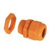OBO wartel en moer voor Firebox, polyamide, oranje, VM40