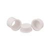 Nedco doorvoerset voor lekbak, type Super, pp, tule + afsluitdoppen, wit