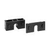 Monoklip Einstellblock für Rohrschelle, stapelbar, 25–63mm, H=4mm