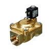 """Socla magneetafsluiter, type WKB2, fkm, 2x binnendraad, ¾"""", NC, 24 V / 50 Hz, 9 W"""