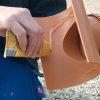 Airfit klemzadel, ontstoppingsstuk met schroefdeksel, pvc, lijmverbinding, roodbruin, 315 mm  detailimage_004 100x100