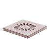 Rvs rooster voor douchesifon/vloerput, AISI 204, d = 2 mm, 150 x 150 mm