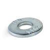 BIS onderlegring, elektrolytisch verzinkt, inw 8,5 mm, uitw 25 mm, voor WM0, 1, 15, 2, 30, 35