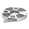 Flamco montageband, verzinkt, 17 mm, l = 10 m