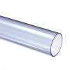 Pvc drukbuis, transparant, 10 bar, 50 x 2,4 mm, l = 5 m