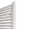 Veraline Economy handdoekradiator, wit, breedte 500 mm, hoogte 764 mm