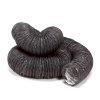 DEC ongeïsoleerde, flexibele, pvc/aluminium/polyester laminaatslang, 100 mm, l = maximaal 10 m