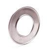 Aluminium pijpring, enkelwandig, 100 mm