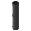 Dinak Deko pellets, rookgasafvoerbuis, met inspectieluik, type 24P, 80 mm, l = 445 mm