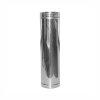 Dinak DW/DW hout, rookgasafvoerbuis, type 020, 180 mm, l = 940 mm