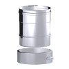 Dinak Dinaflex, rookgasafvoer overgangsstuk flex-SW, type 1F0, 150 mm
