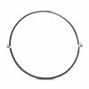 Spiraliet ophangbeugel, met rubber inlage, 400 mm  detailimage_001 100x100