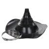 PS pipe seal zelfklevende doorvoer, rond, geschikt voor diameters 2,5 - 15 cm