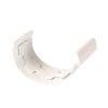 Nicoll Vodalis verbindingsstuk, pvc, wit, RAL 9010, 140 mm