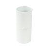 Nicoll pvc hwa mof, 2 x inwendig lijm, wit, RAL 9010, 50 mm