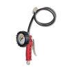 GAV bandenblazer, luxe, drukmeter 80 mm, soepele slang 100 cm