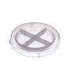 Cintropur deksel voor filtersteun voor vloeistoffilter, pvc, NW 18/25/32