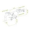 """Amiad stalen vloeistoffilter exclusief cilinderzeef, 2x bu.dr. 2""""  detailimage_002 100x100"""