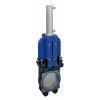 """RIV mesafsluiter, type 124, incl. dubbelwerkende hydraulische cilinder, 4"""""""