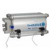 """RIV dubbelwerkende pneumatische cilinder met positiesensoren, type 165, 10"""""""