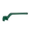 """RIV aluminium handgreep, groen, type 9000, geschikt voor RIV afsluiters maat ¾"""", 1"""" en 1¼"""""""