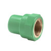 """Kryoclim schroefstuk, hpf, uitwendig/inwendig lijm x binnendraad, 75-63 mm x 2"""""""