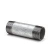 """Gegalv. pijpnippel, 1¼"""", nr. 23, 2x buitendraad, l = 120 mm"""